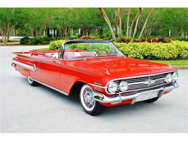 1960 Chevrolet Impala | 822147