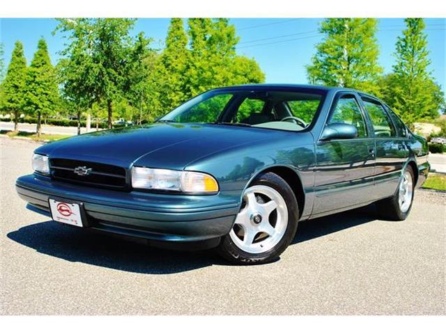 1995 Chevrolet Impala SS | 822148
