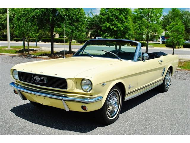 1966 Ford Mustang | 822151