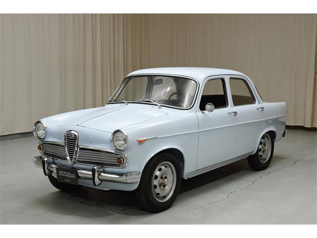1963 Alfa Romeo Giulietta Spider | 822161