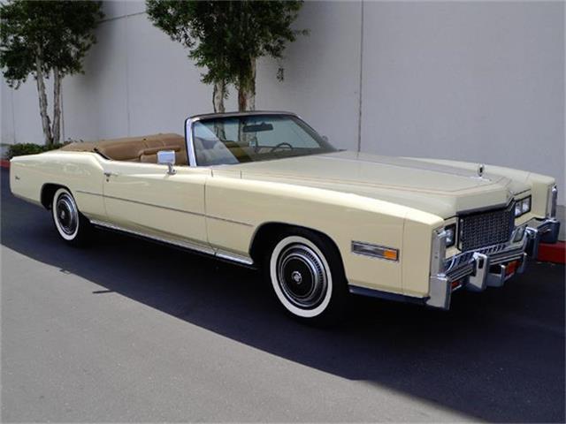 1976 Cadillac Eldorado | 822190