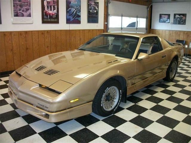 1985 Pontiac Firebird Trans Am | 822202