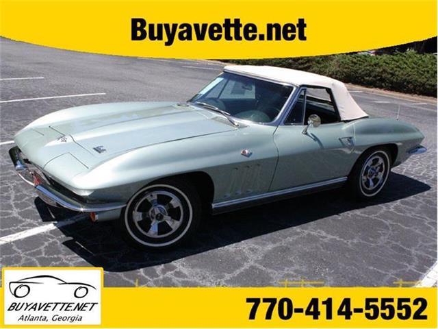 1966 Chevrolet Corvette | 822206