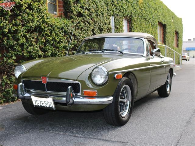 1974 MG MGB | 822230