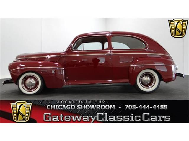 1941 Ford Super Deluxe | 822272
