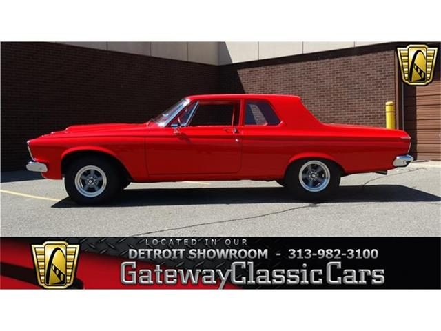 1963 Plymouth Savoy | 822273