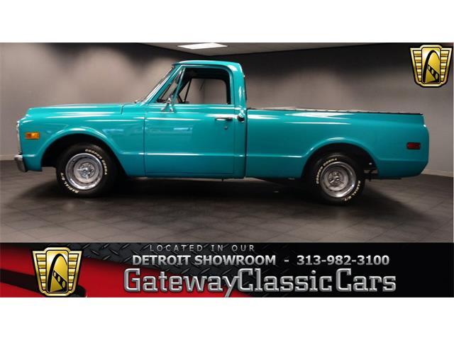 1971 Chevrolet C/K 10 | 822275