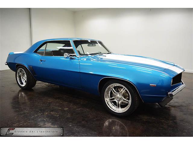1969 Chevrolet Camaro | 822286