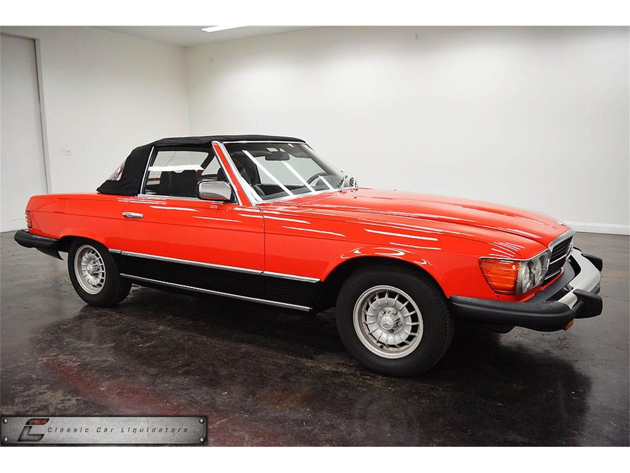 1976 mercedes benz 450sl for sale cc for Mercedes benz for sale in texas