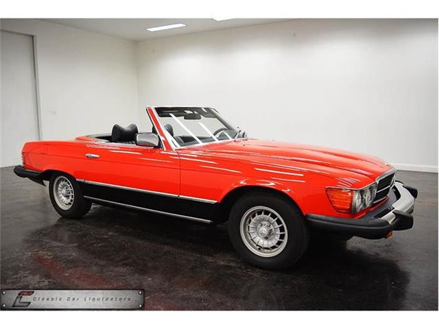 1976 Mercedes-Benz 450SL | 822288