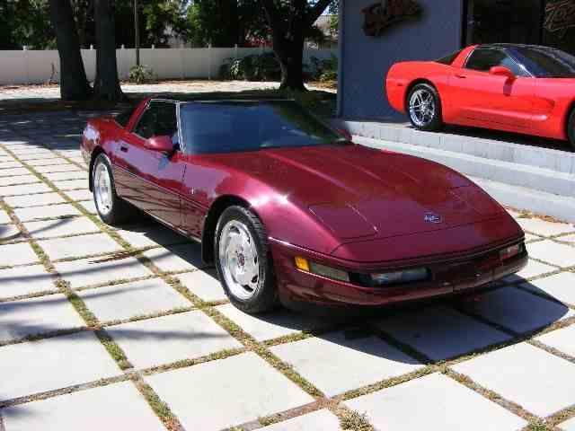 1993 Chevrolet Corvette | 822291