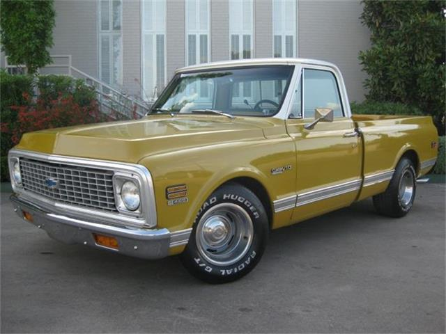 1972 Chevrolet C10 | 822759
