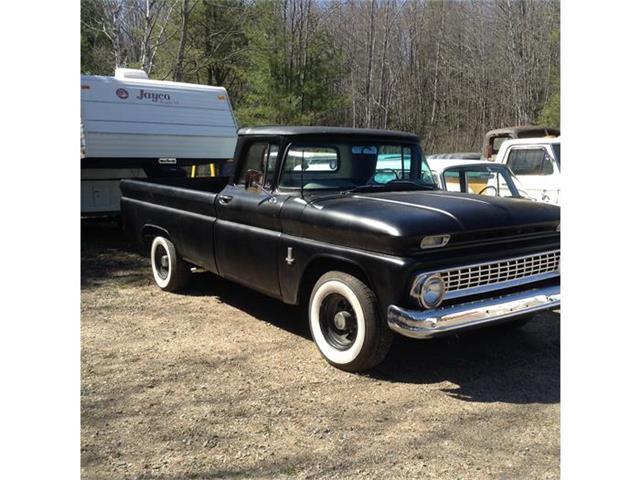 1966 Chevrolet C20 | 820003