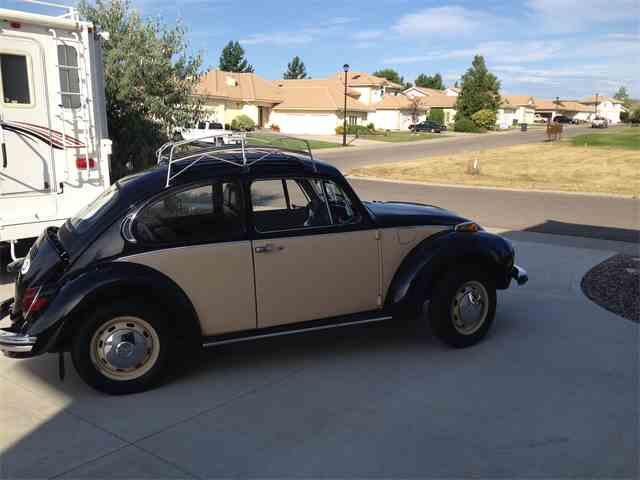 1971 Volkswagen Super Beetle | 823007
