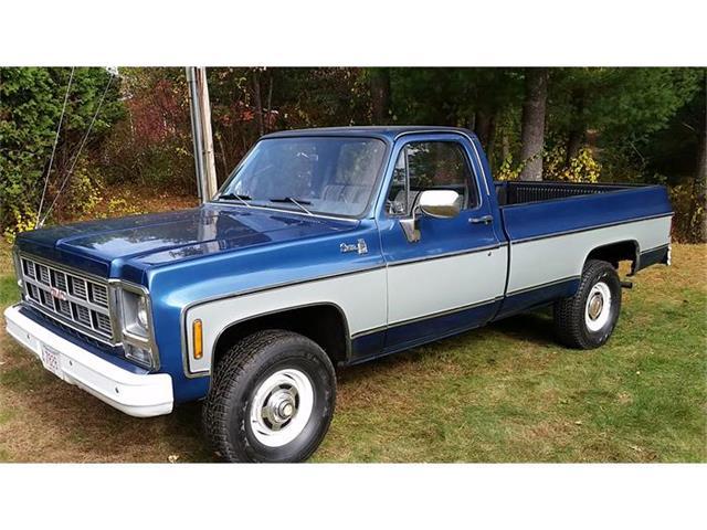 1980 GMC 3/4 Ton Pickup | 823114