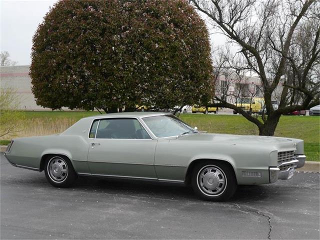 1967 Cadillac Eldorado | 823174