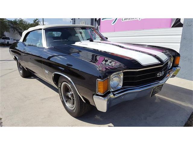 1972 Chevrolet Chevelle | 823225