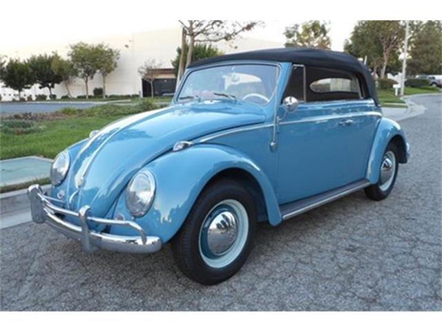 1961 Volkswagen Beetle | 823229