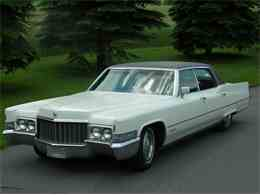 Picture of Classic 1970 Cadillac Fleetwood located in Pennsylvania - $13,000.00 Offered by a Private Seller - HN7I