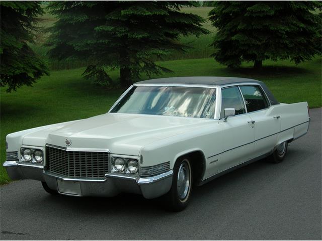 1970 Cadillac Fleetwood | 823230