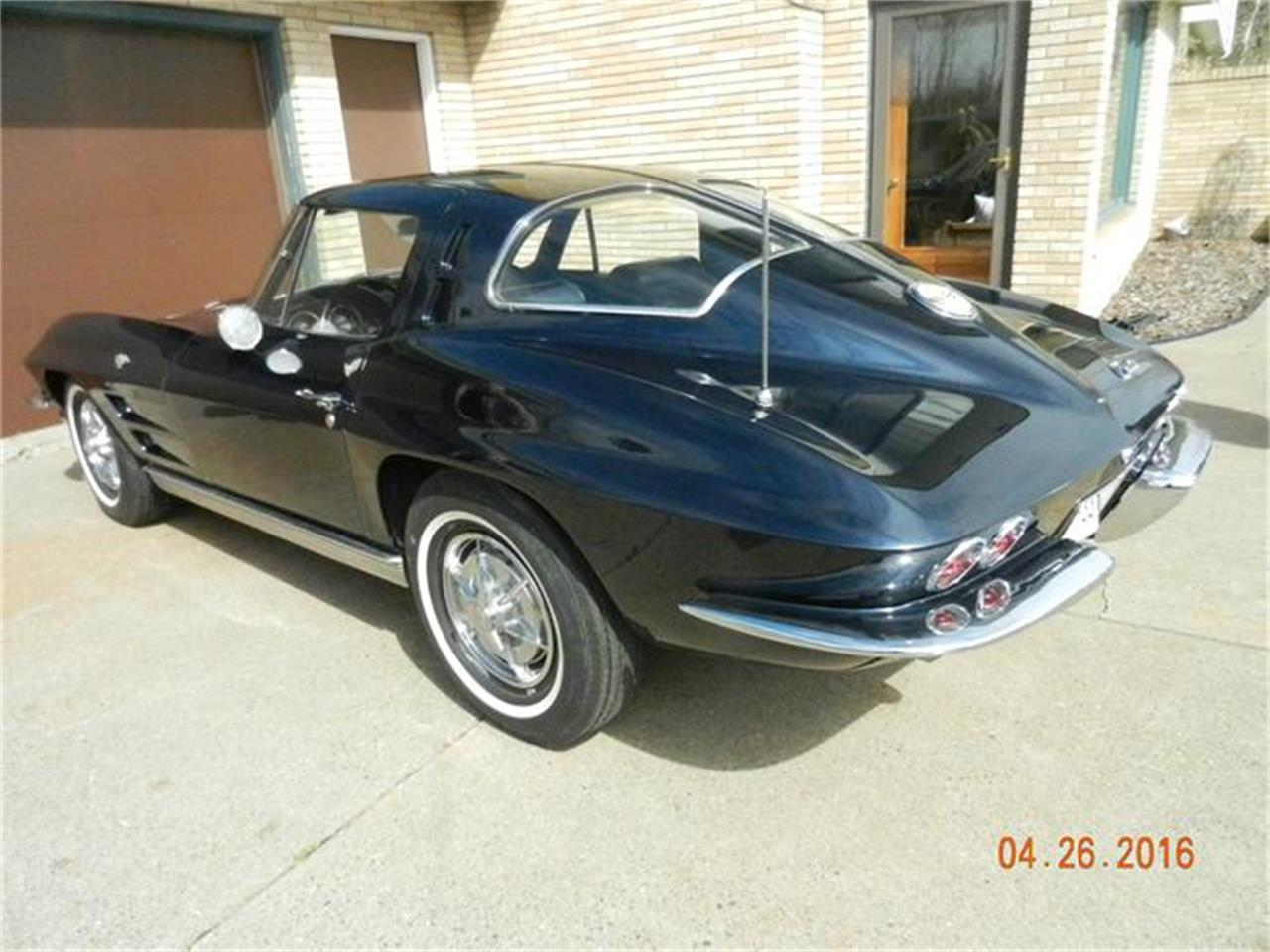 1963 chevrolet corvette for sale cc 823237. Black Bedroom Furniture Sets. Home Design Ideas