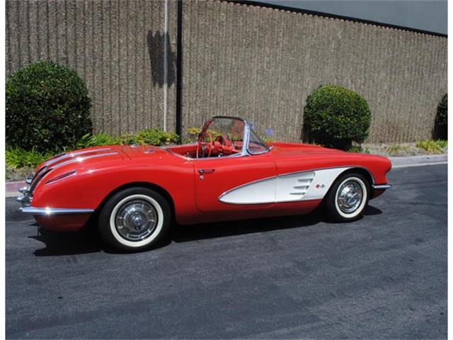 1958 Chevrolet Corvette | 823251