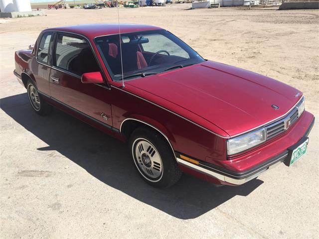 1987 Oldsmobile Calais Supreme | 823252
