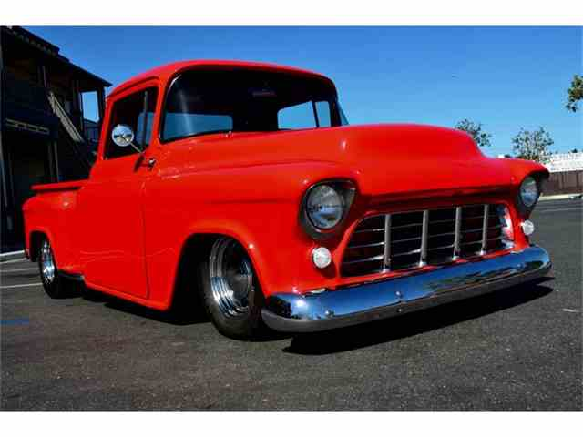 Picture of '56 Pickup - HN8B