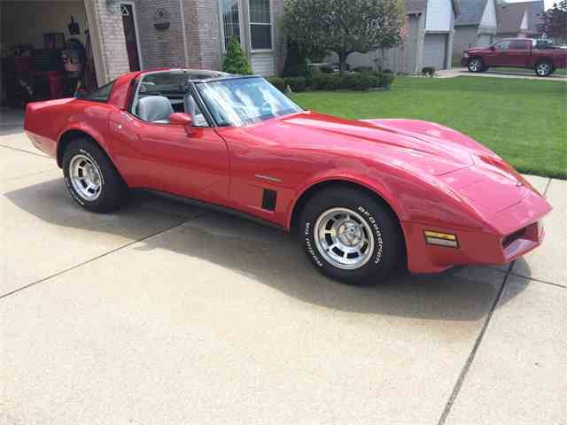 1982 Chevrolet Corvette Stingray | 823260