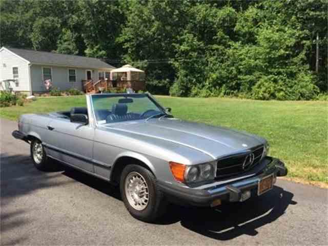 1981 Mercedes-Benz 380SL | 823283