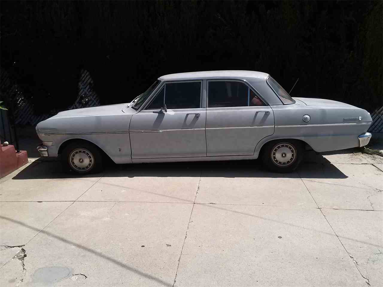 1964 Chevrolet Nova for Sale - CC-823291