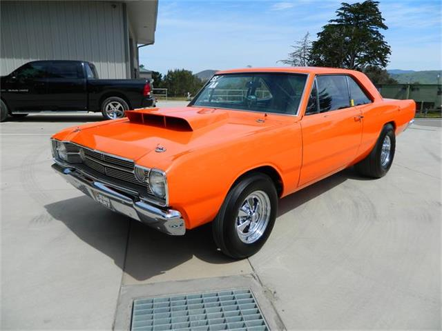 Classifieds for 1968 dodge dart 17 available for Orange motor co inc