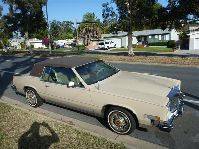1985 Cadillac Eldorado | 823298