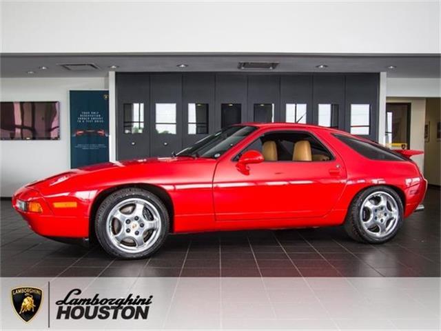 1993 Porsche 928 | 823302
