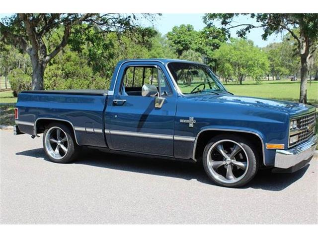 1986 Chevrolet C/K 10 | 823305