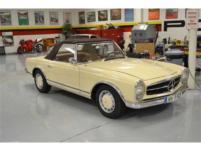 1967 Mercedes-Benz 250SL   823309