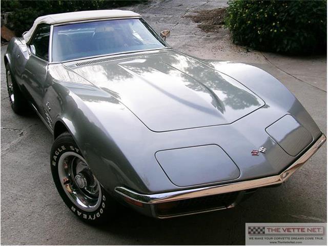 1971 Chevrolet Corvette | 823310