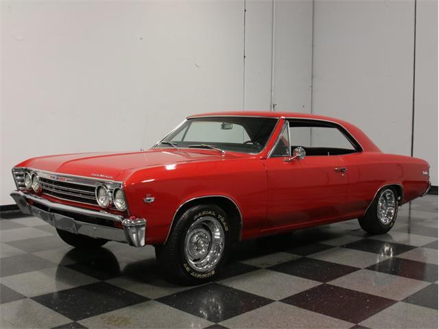 1967 Chevrolet Malibu | 823319
