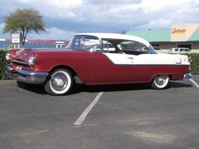 1955 PONTIAC CHIEFTAIN CATALINA 2 DR. HARDTOP | 823325