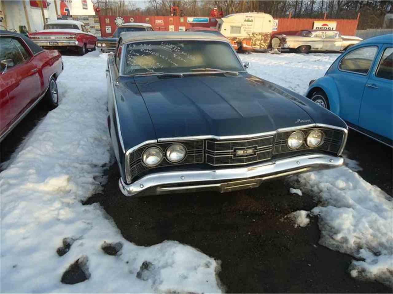 1969 Mercury Montego for Sale - CC-823326