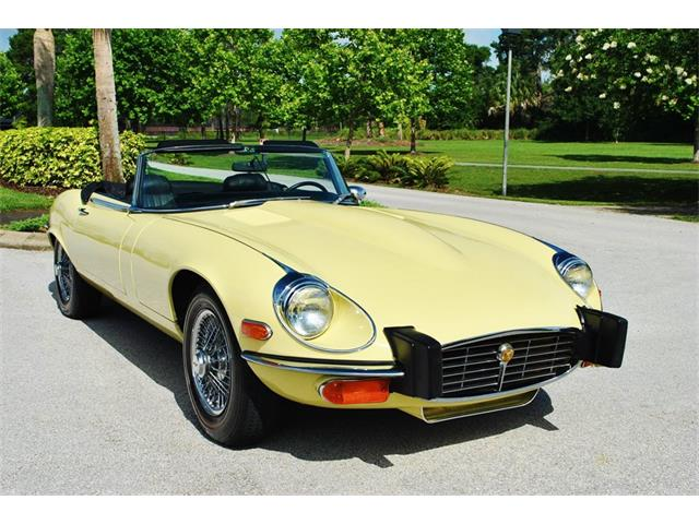 1974 Jaguar XKE | 823332