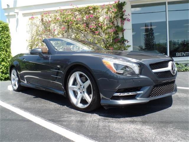 2013 Mercedes-Benz SL550 | 823368