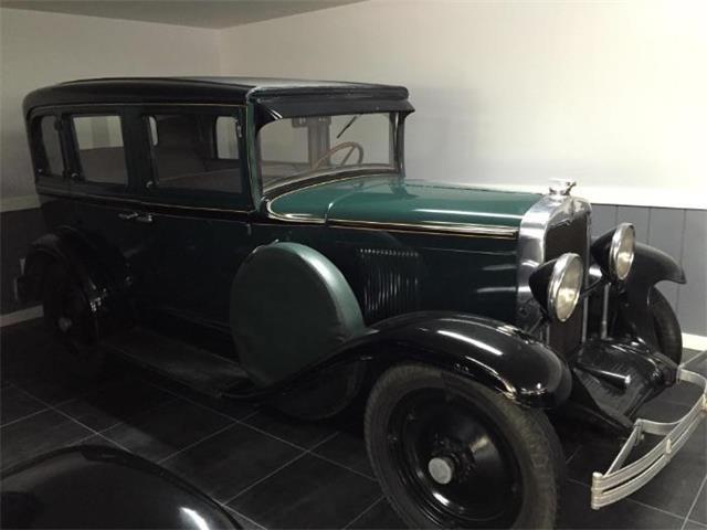 1929 Chevrolet Sedan | 823379