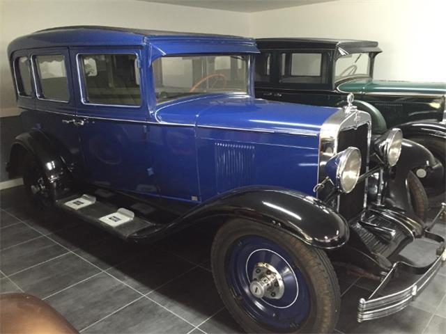 1929 Chevrolet Sedan | 823380