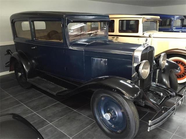 1930 Chevrolet 2-Dr Coach | 823382