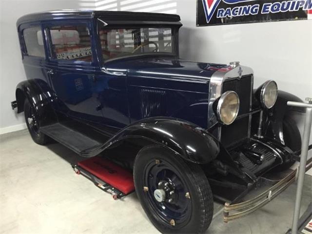 1930 Chevrolet 2-Dr Coach | 823384