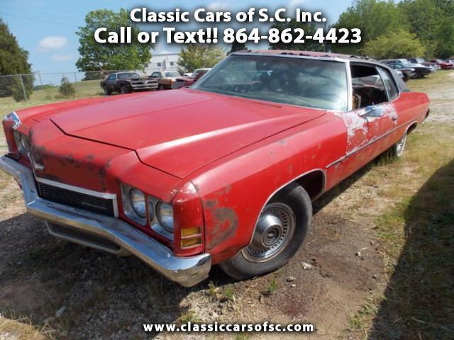 1972 Chevrolet Impala | 823410