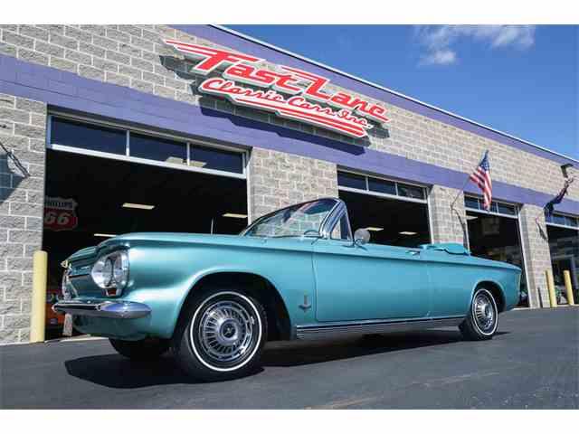 1963 Chevrolet Corvair Monza | 823415