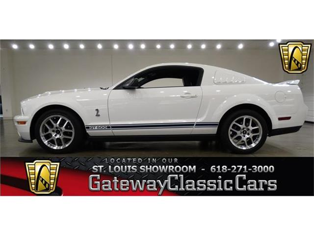 2007 Ford Mustang | 823456