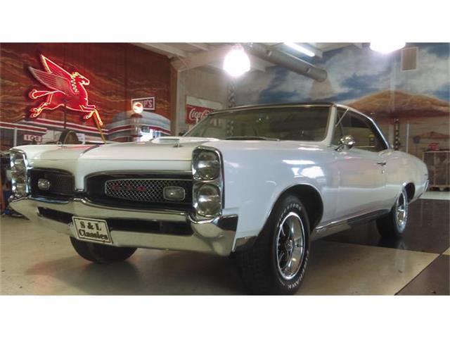1967 Pontiac GTO | 823599